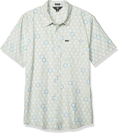 Volcom Sun Medallion S/S - Camisa Hombre