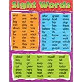 """Trend Enterprises Sight Words Learning Chart (1 Piece), 17"""" x 22"""""""