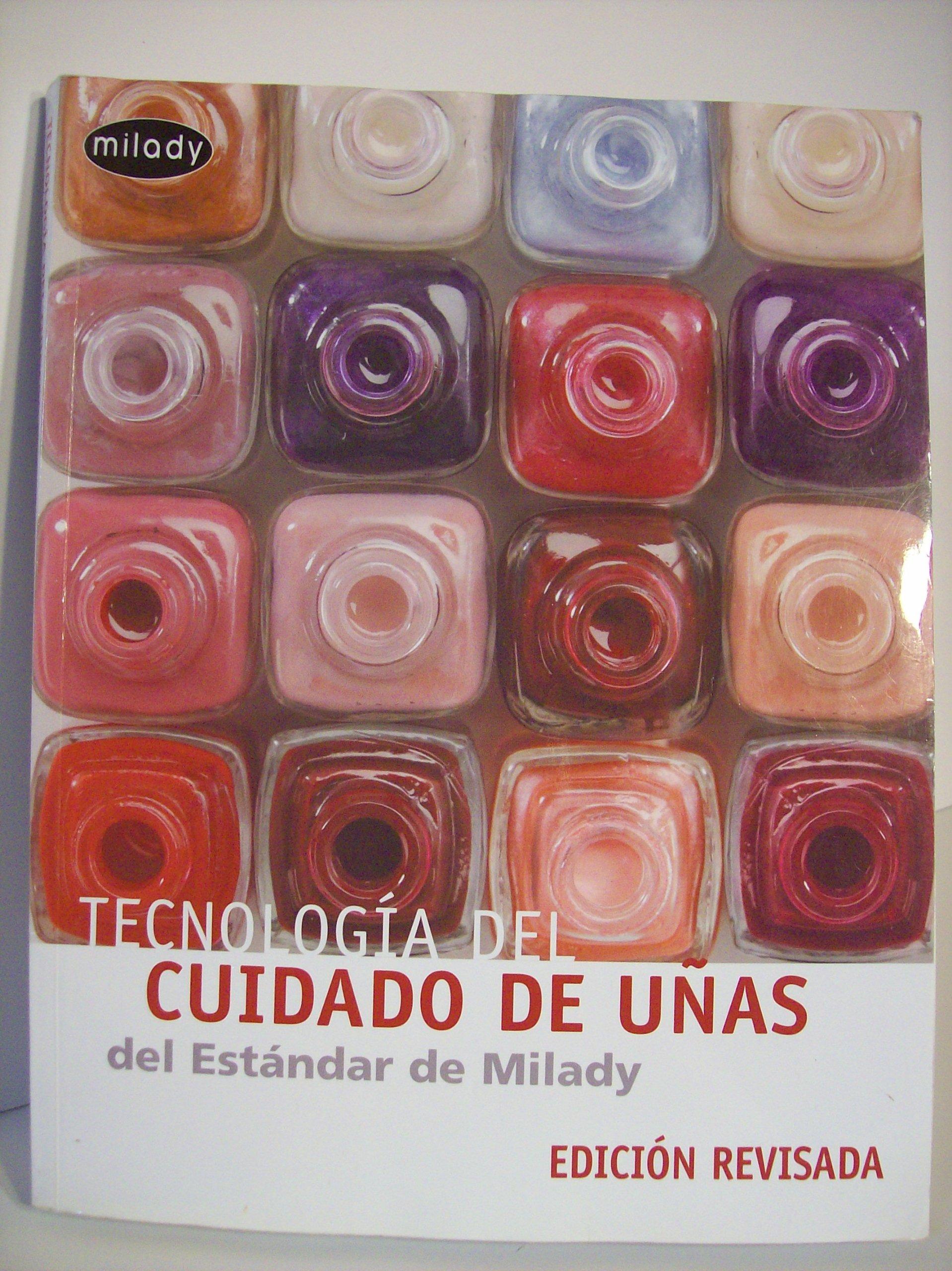 Buy De Milady Tecnologia Del Cuidado De Unas/Milady\'s Standard Nail ...