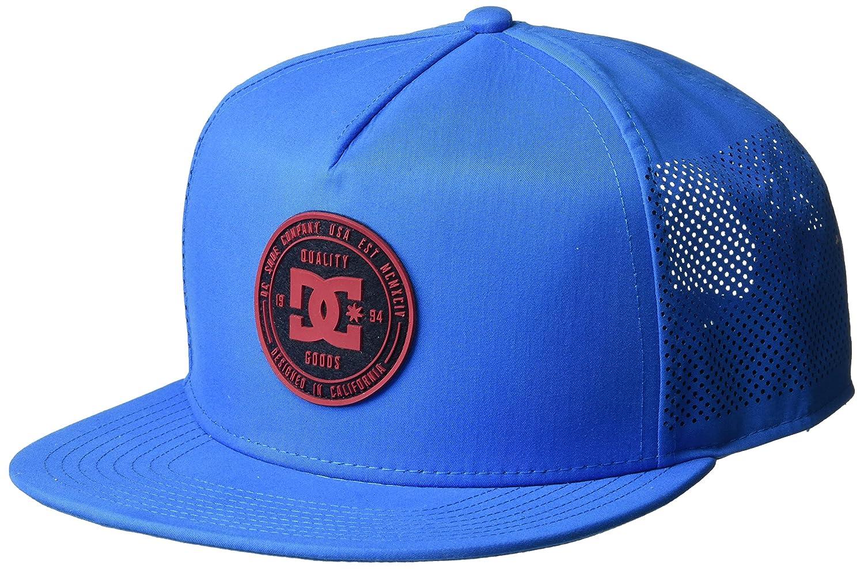DC Hombres Markerson Gorra de béisbol - Azul - : Amazon.es: Ropa y ...