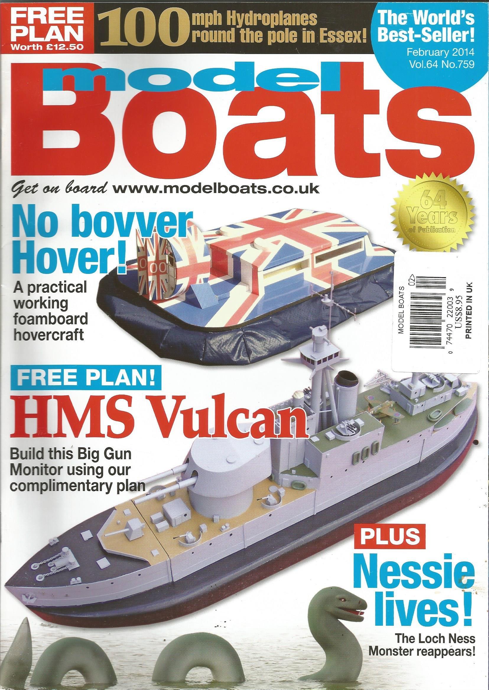 Download Model Boats Magazine (February 2014) pdf