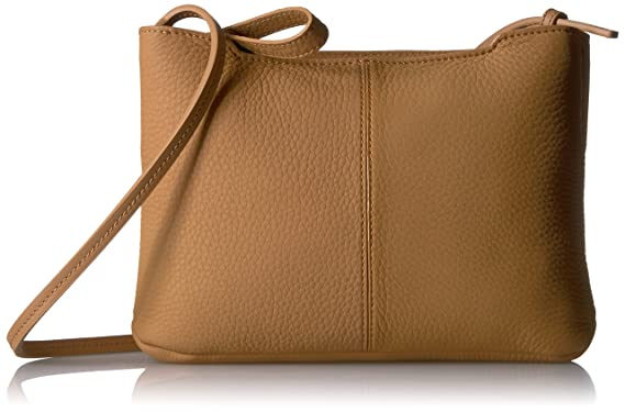929d2f6952 ECCO Women's Jilin Small Crossbody, cashmere: Handbags: Amazon.com