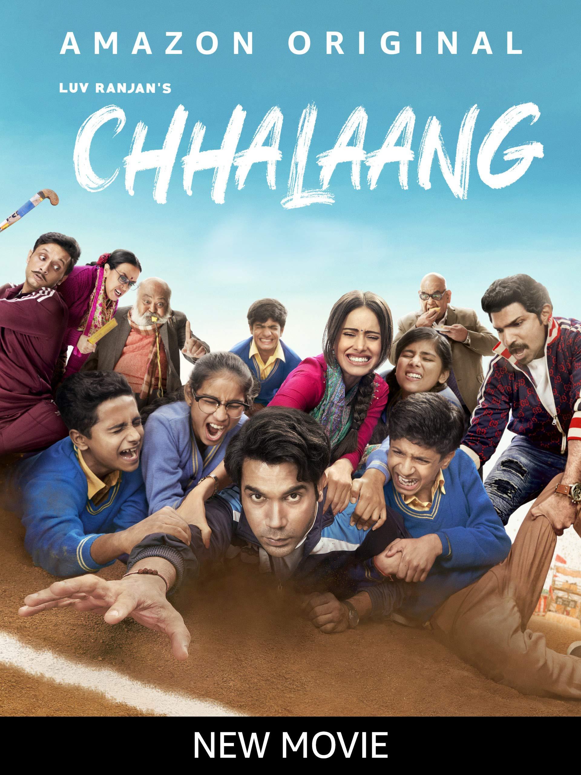 Chhalaang (4K UHD)