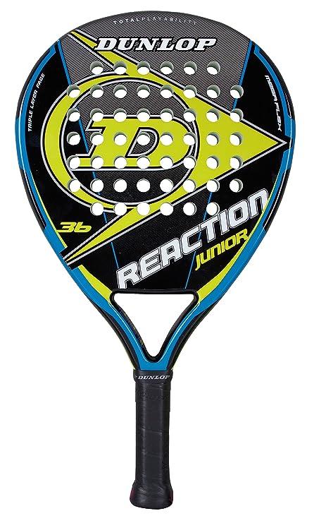 Dunlop Reaction Jnr - Pala de pádel junior: Amazon.es: Deportes y aire libre