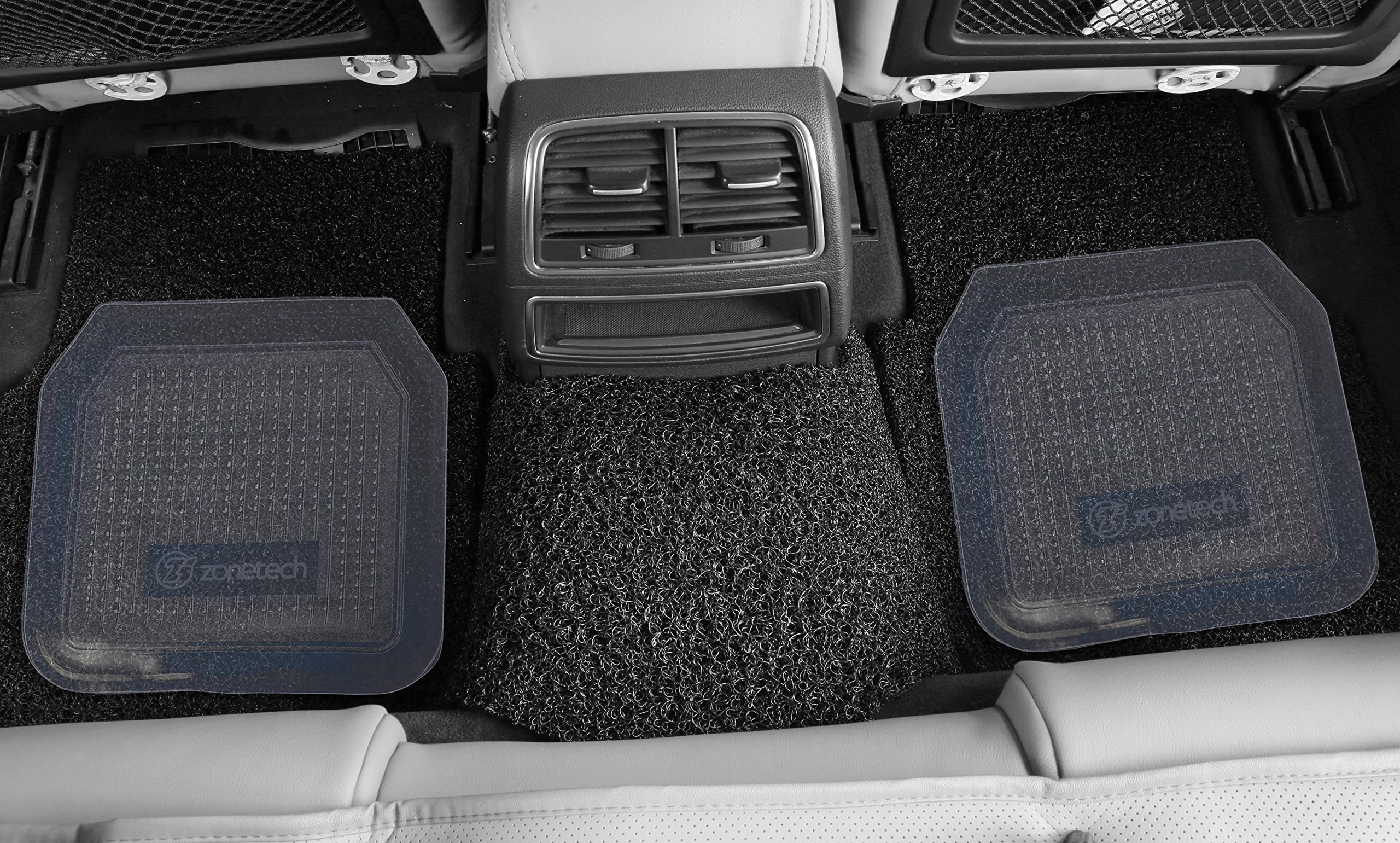 custom rear transit floor duty mats cus heavy car ford rubber crew cab mat