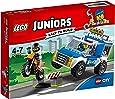"""レゴ(LEGO)ジュニア シティ""""ポリストラックの追跡"""" 10735"""