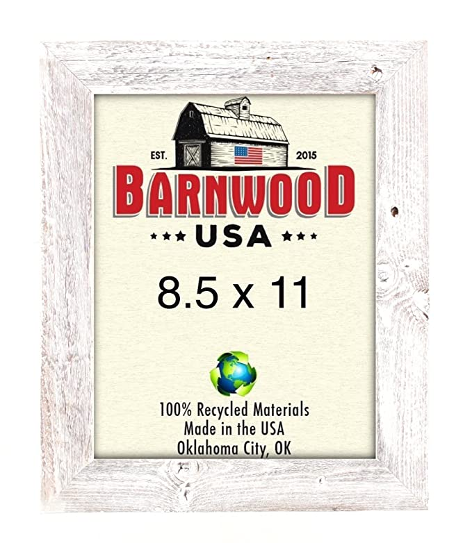 barnwoodusa | Farmhouse Bilderrahmen, 1 ¼ Zoll breit Formen – 100 ...