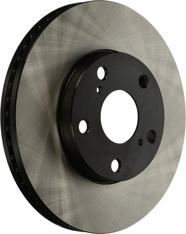 Nakamoto Front Posi Metallic Brake Pad /& Rotor Kit for Camry w// 15 Inch Wheels