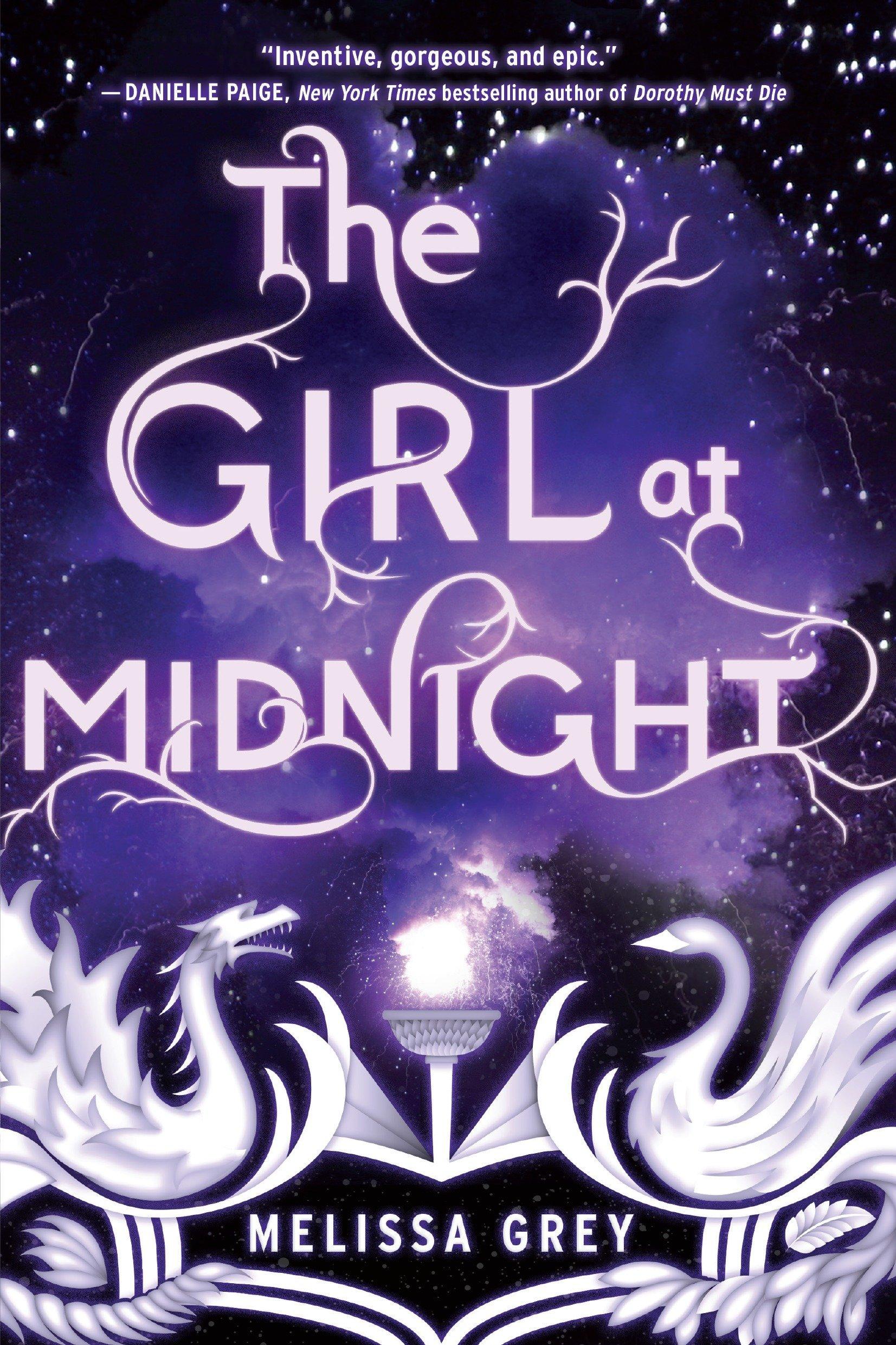 4fa291db518 Amazon.com  The Girl at Midnight (9780385744669)  Melissa Grey  Books