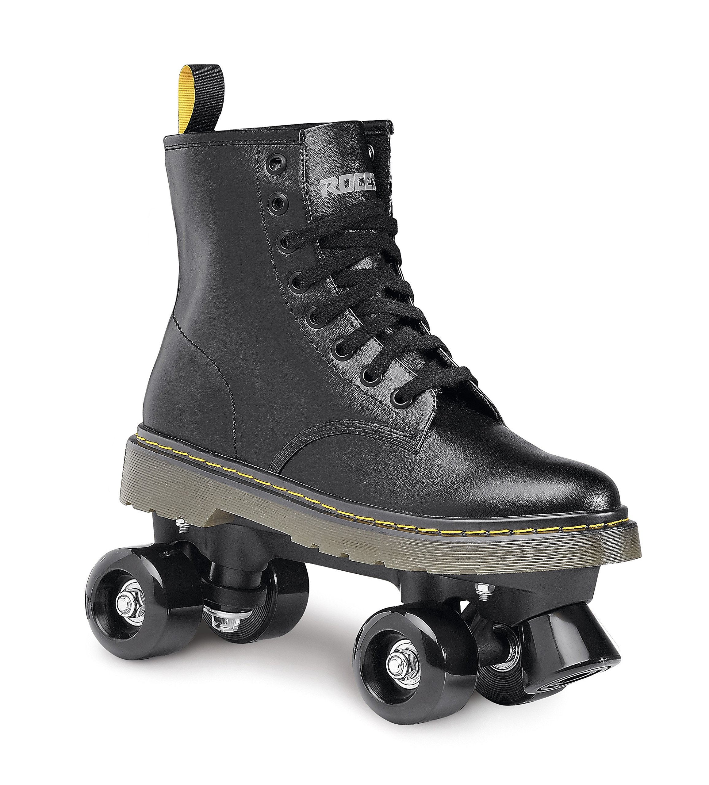 Roces 550061 Model Clash Roller Skate, US 7M/9W, Black by Roces