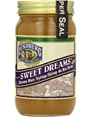Lundberg Organi Eco-Farmed Sweet Dreams Brown Rice Syrup, 460 ml