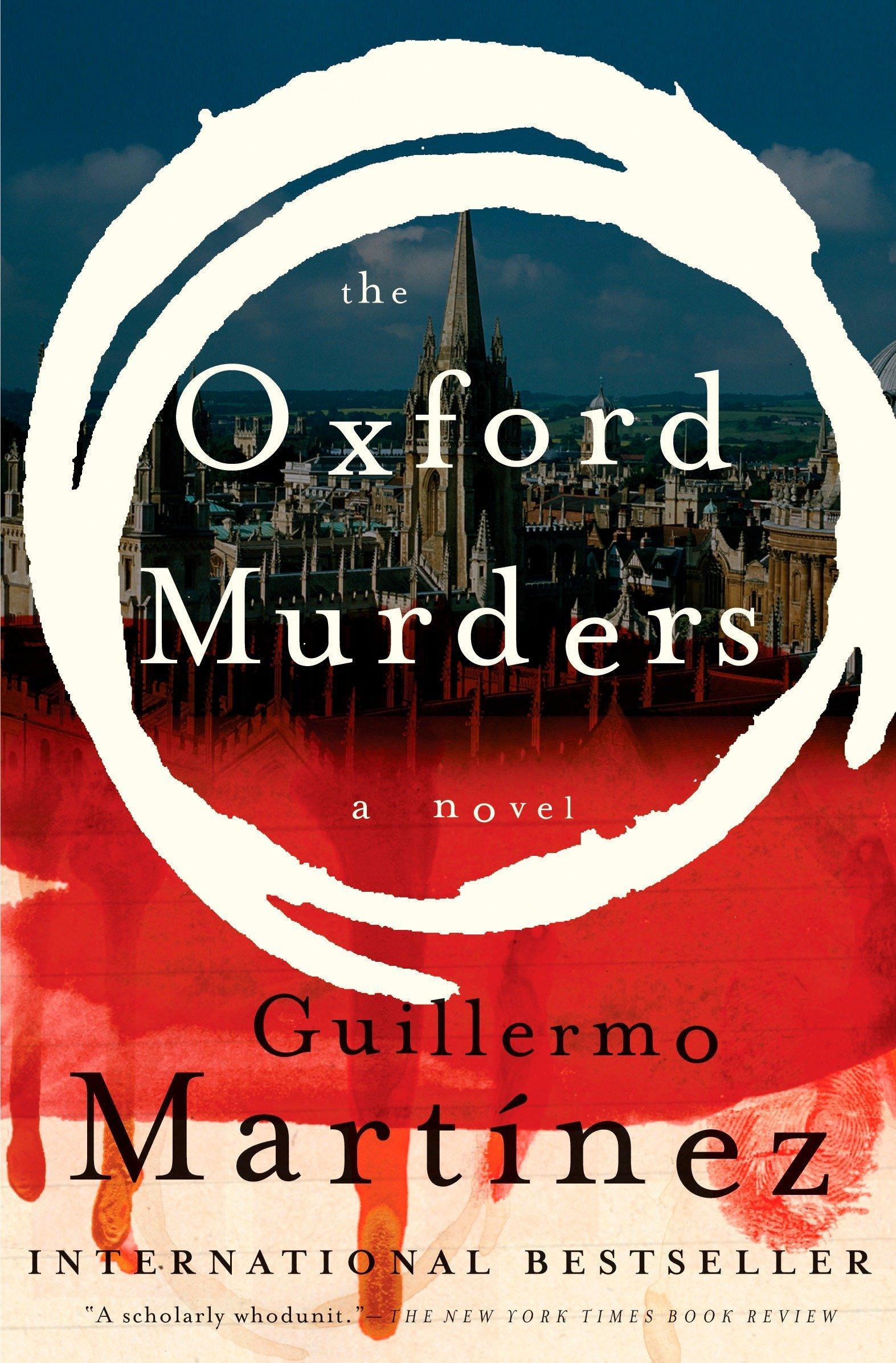 Amazon.com: The Oxford Murders (9780143037965): Guillermo Martinez, Sonia  Soto: Books