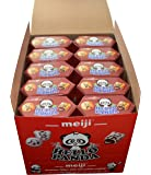 Meiji Hello Panda Cookies filled with Chocolate Creme Pack of 10