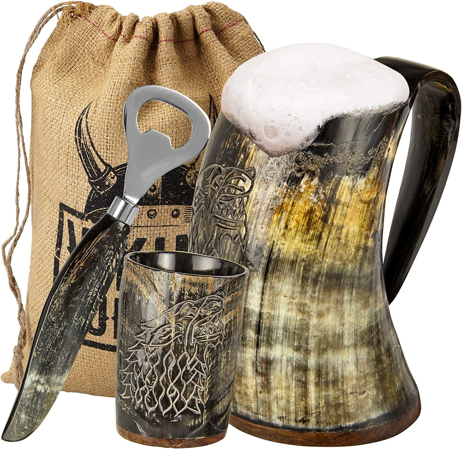 viking war goat horn drinking cup natural dishes animal cup bull horn viking alcohol cup beer mug room decor cowboy western style cornucopia