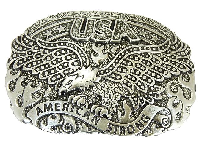 Nocona - Boucle de ceinture - style western cowboy - fabriqué aux États-Unis 11330436599