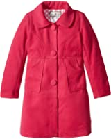 Widgeon Little Girls' Faux Wool Classic Coat