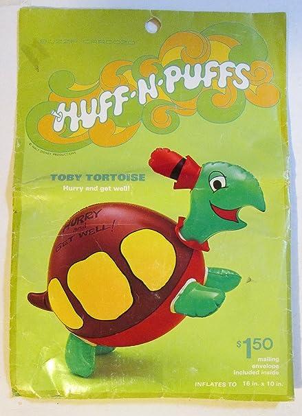 Amazon.com: Disney huff-n-puffs – Toby tortuga