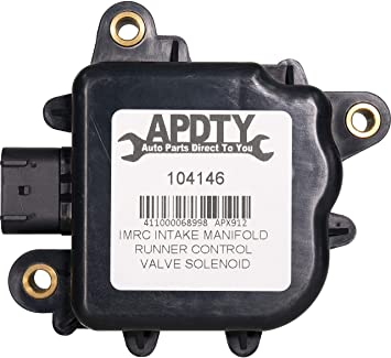 APDTY 104146 IMRC Intake Manifold Runner Control Valve Solenoid Fits 5 4L  Engine 2005-2013 Ford Expedition Lincoln Navigator 2004-2010 Ford F150 F250