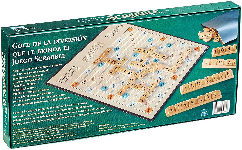 Palabras cruzadas online palabras cruzadas online finest for Precio juego scrabble mesa