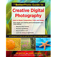 The BetterPhoto Guide to Creative Digital Photography: Learn to Master Composition, Color, and Design book cover