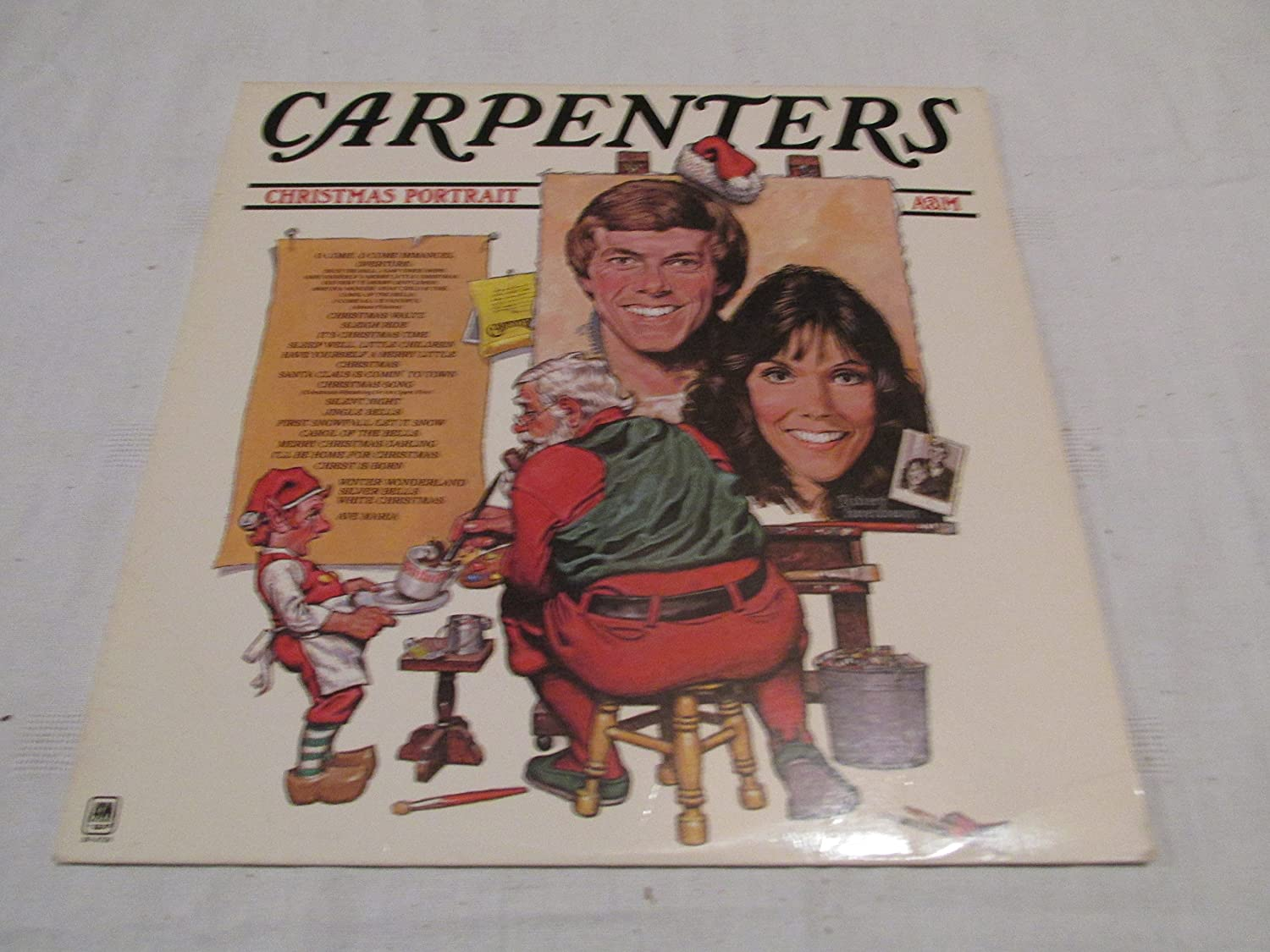 Carpenters - Christmas Portrait - Amazon.com Music
