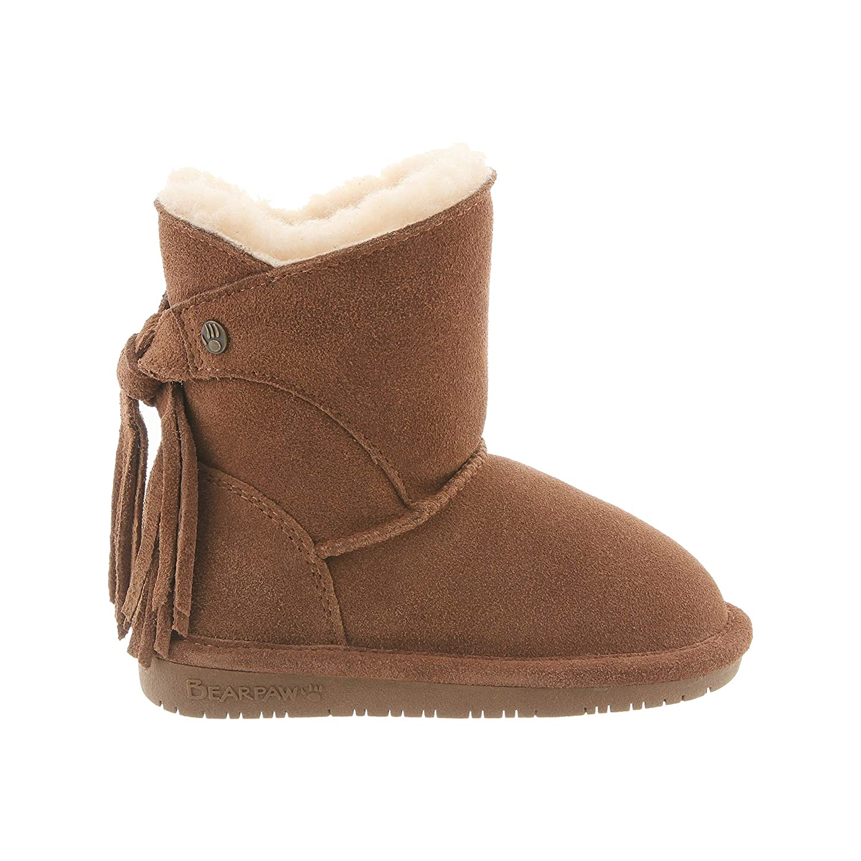 BEARPAW Kids Mia Toddler Fashion Boot