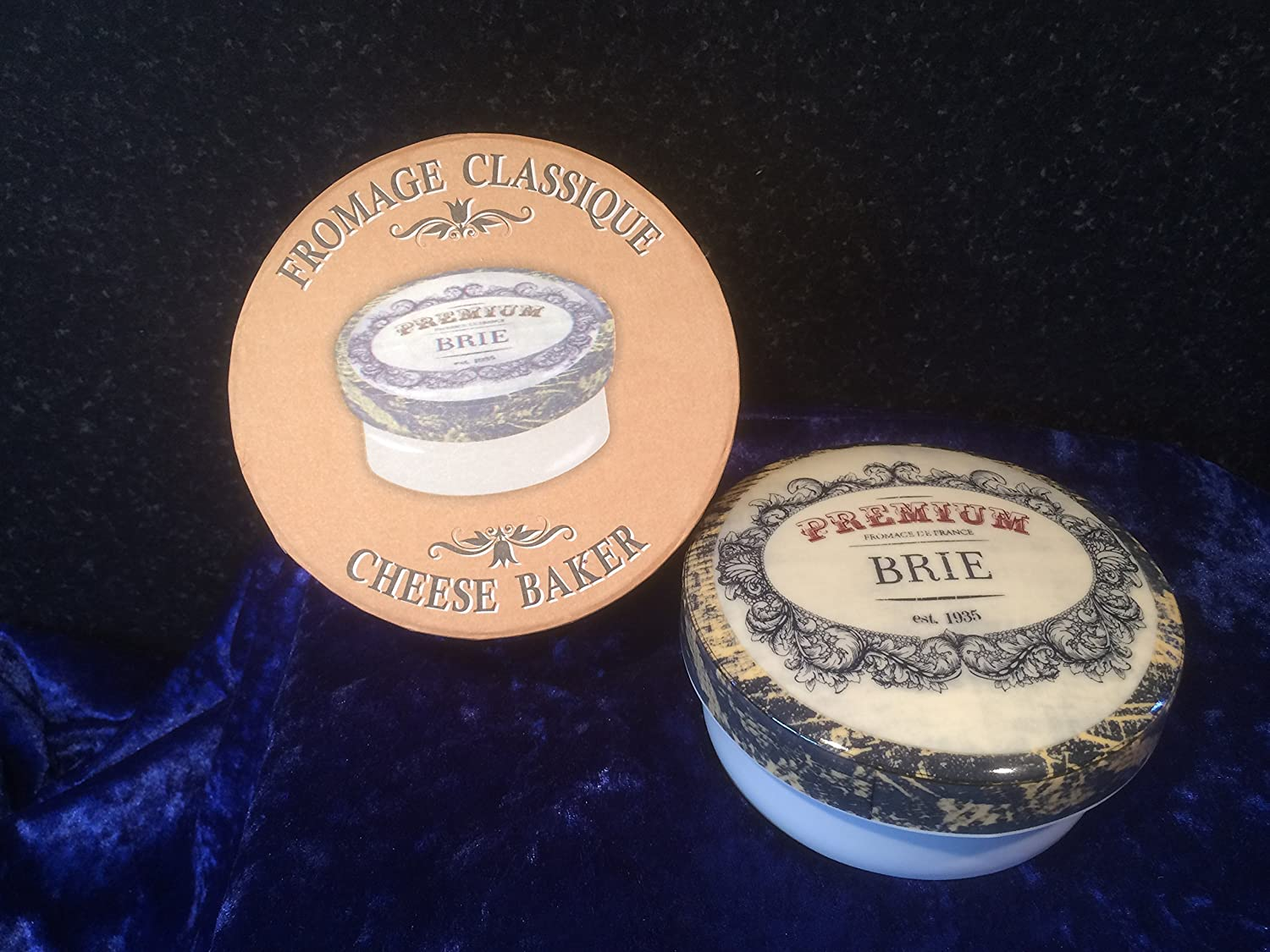 CHEESE BAKER FROMAGE CLASSIQUE BRIE