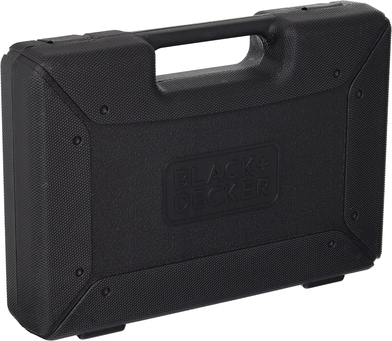 BLACK+DECKER Screwdriver Bit Set / Drill Bit Set, 109-Piece (BDA91109) - Power Drill Accessories -