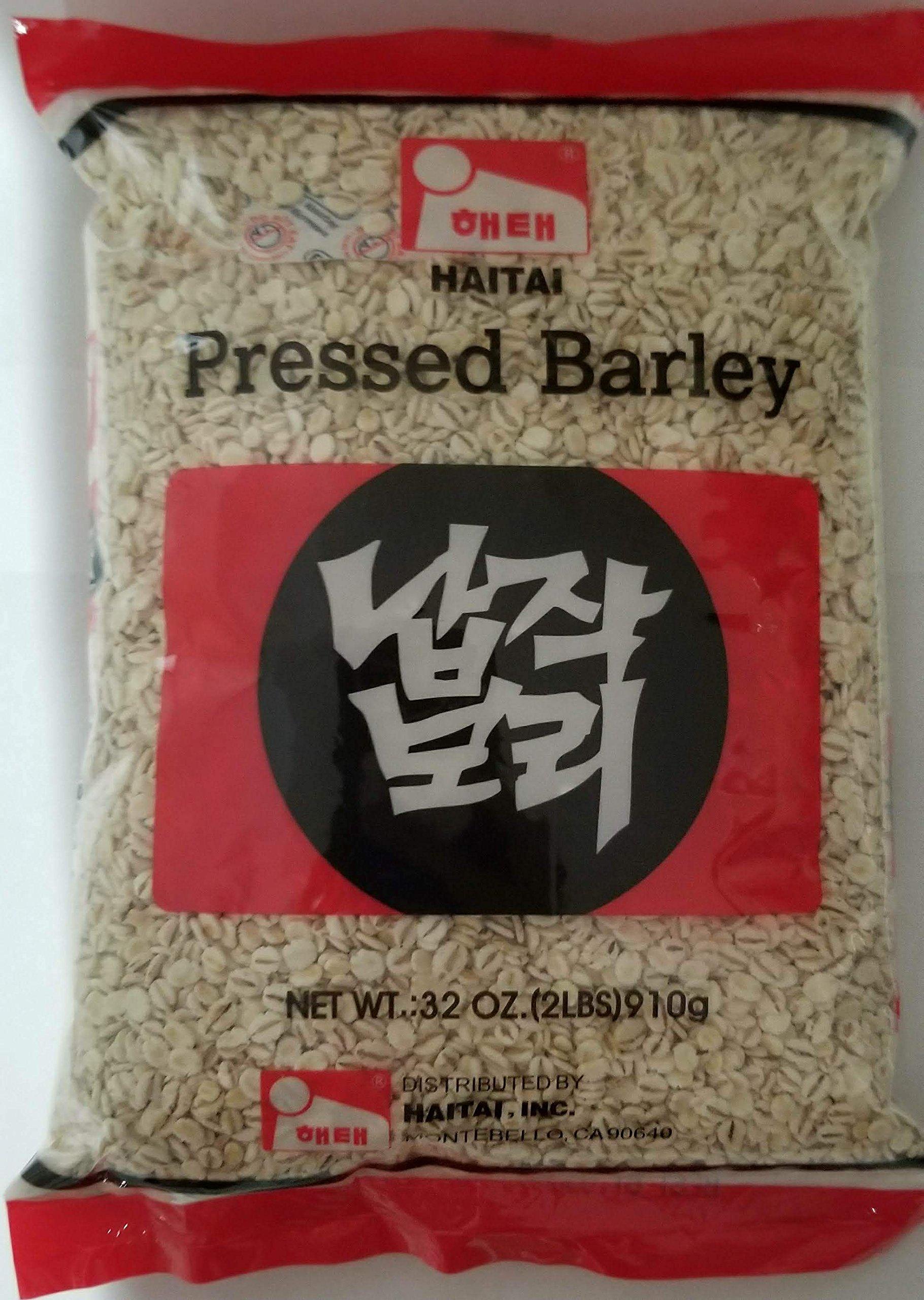 Haitai Pressed Barley X 3