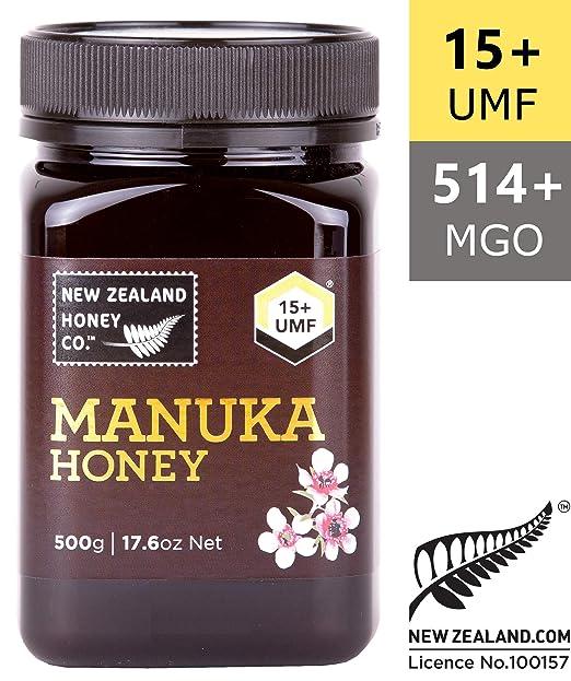 Manuka Honey 15+ UMF 500g - FBA