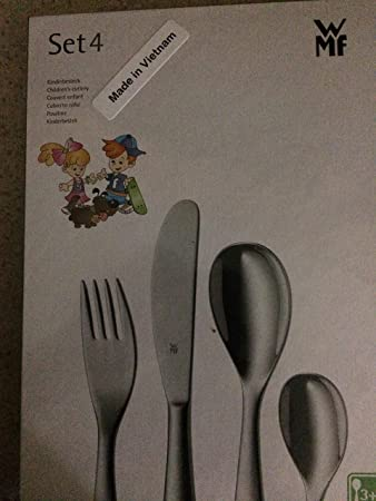 WMF Safari Childrens Cutlery 4-piece ...