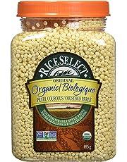 RICESELECT Organic Original Pearl Couscous, 695 g