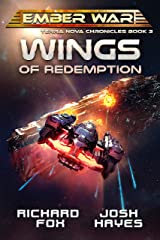 Wings of Redemption (The Terra Nova Chronicles Book 3) Kindle Edition