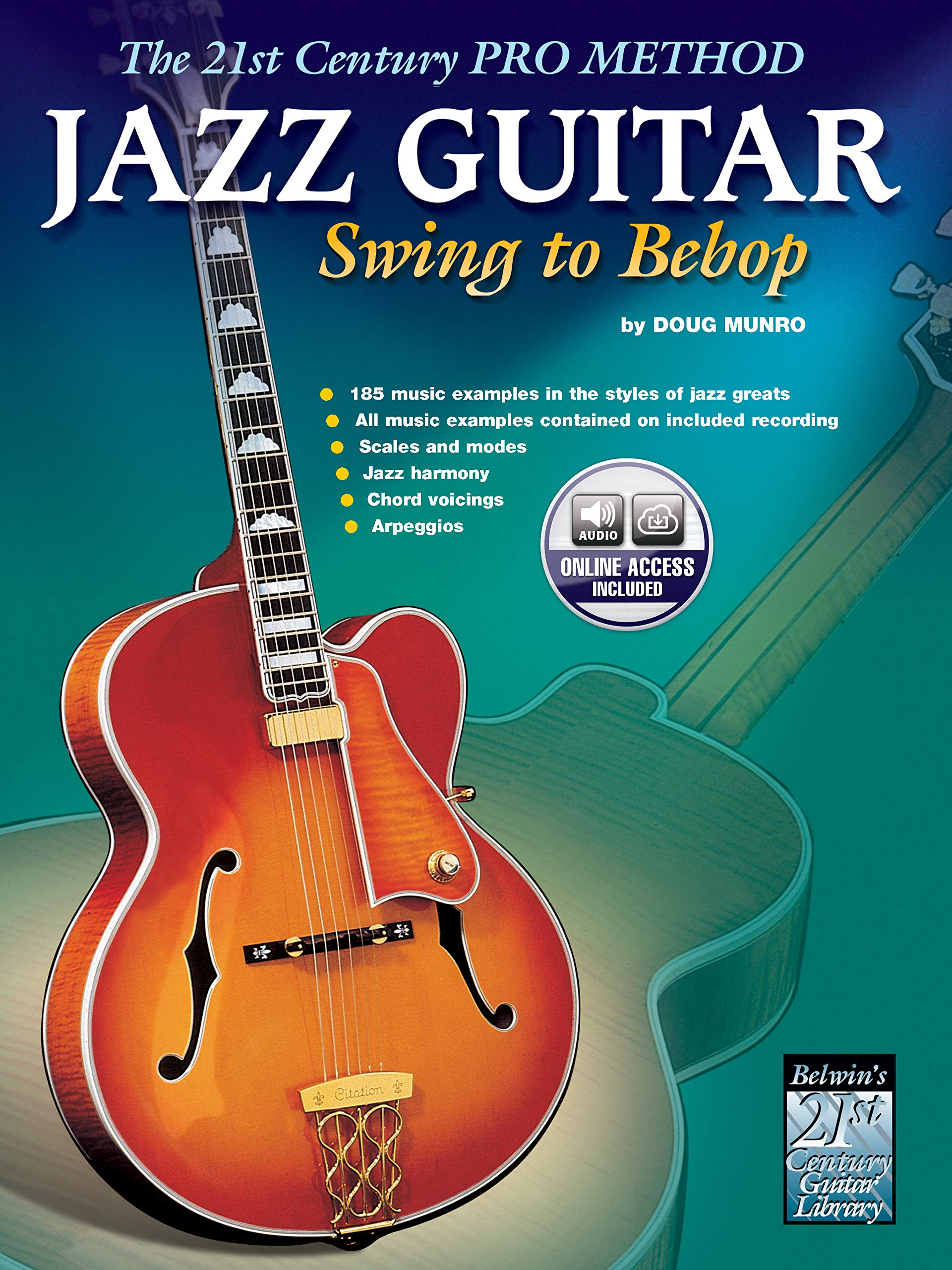 21ST CENTURY PRO METHOD: Swing to Bebop: Amazon.es: Munro, Doug ...