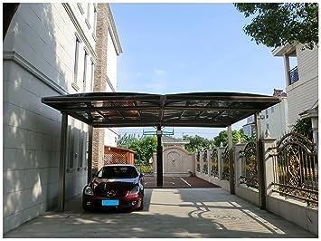 20 X 18 Premium Carport Aluminium Polycarbonate Garage Auvent En