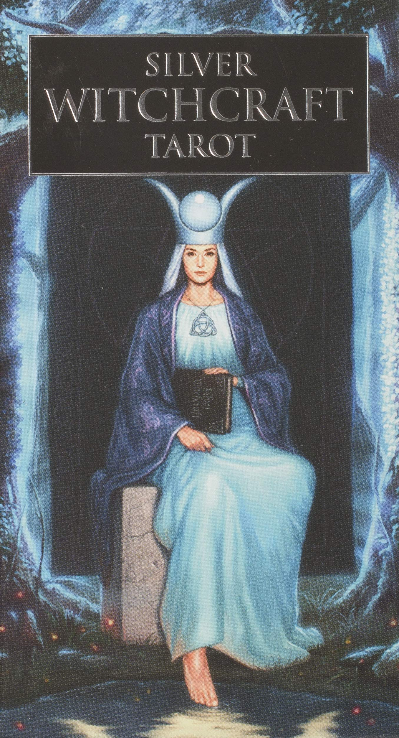 Silver Witchcraft Tarot The Ancient Wisdom of Tarot  Moore ...