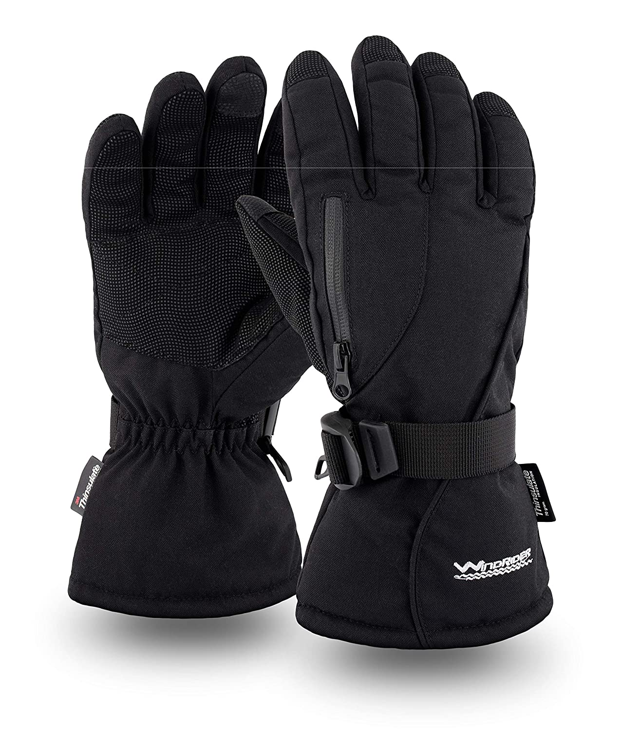 Image result for Rugged Waterproof Winter Gloves