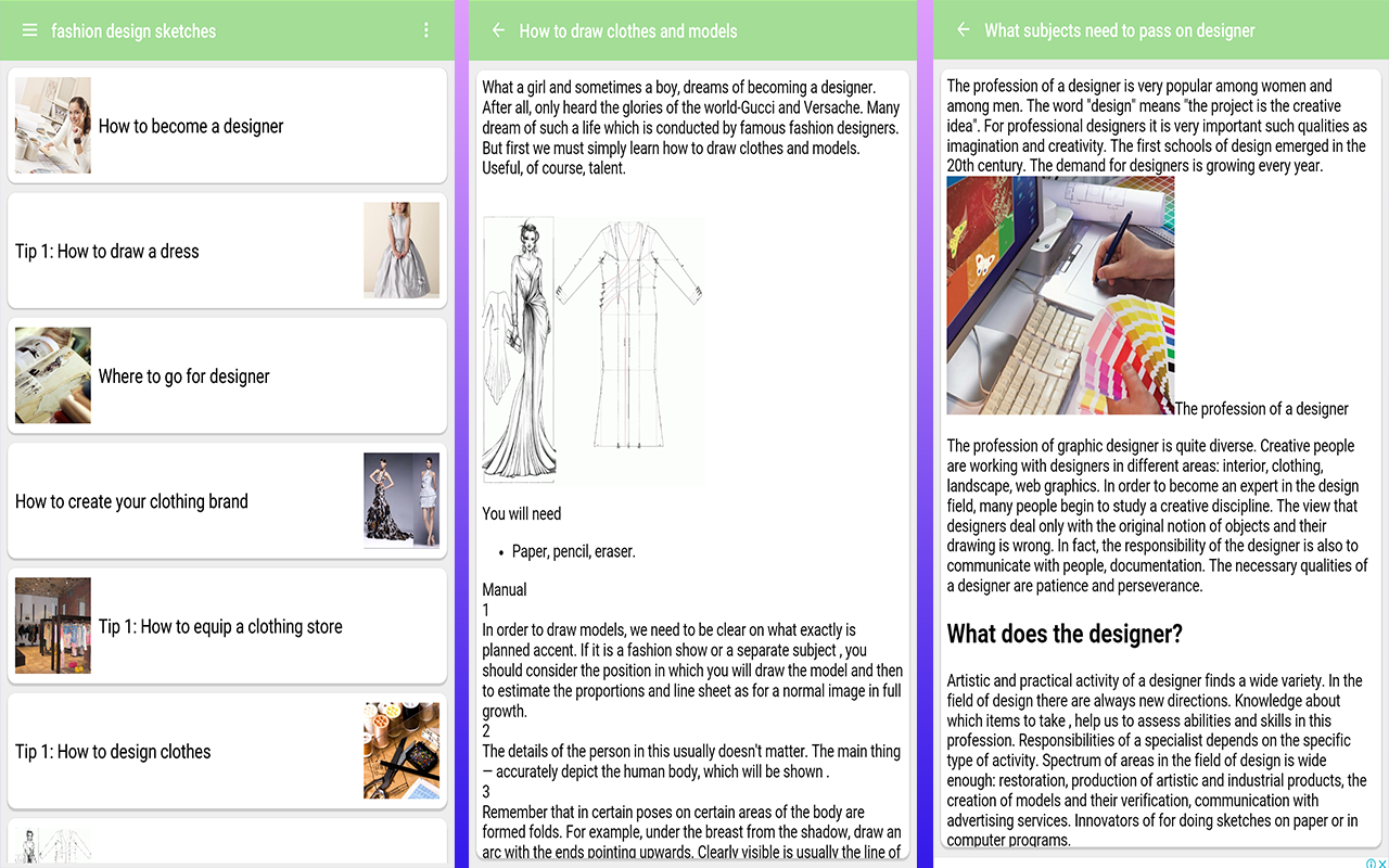 Amazon Com Clothing Design Sketch Book Books Drawing Fashion Fashion Design Fashion Sketchbooks Appstore For Android