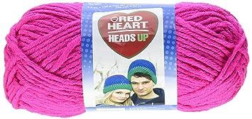 Coats Yarn Abrigos de Lana E821 – 779 – Cabezales de corazón Rojo hasta Ovillo de