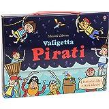 Valigetta pirati. Con adesivi. Ediz. illustrata