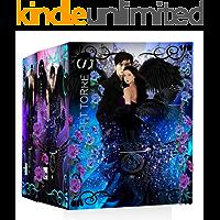 Coleção Guardião de Netuno (Série completa 3 livros) Lindo romance com vampiros