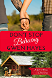 Don't Stop Believing: A Gay Christmas Story (Silver Pines Book 1)