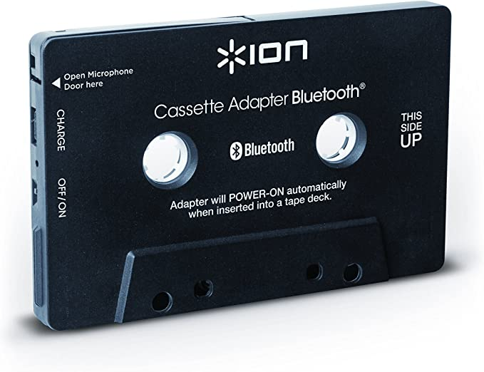 Ion Audio Bluetooth Cassette Adapter Bluetooth Elektronik