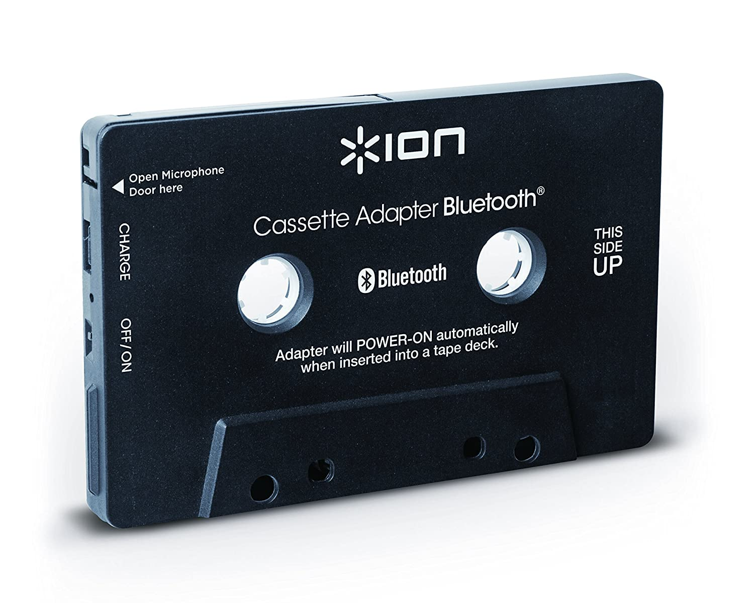 Car Cassette Adapter Black By Network Trading® Auto-Elektronik Zubehör