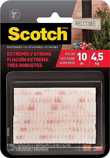 Fermeture Scratch Adha C Sif 2 X 3 Deux Jeux Blanc Vendu
