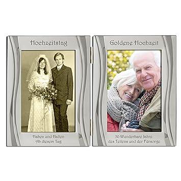 Amazon De The Engraving Gallery Goldene Hochzeit 50 Hochzeitstag