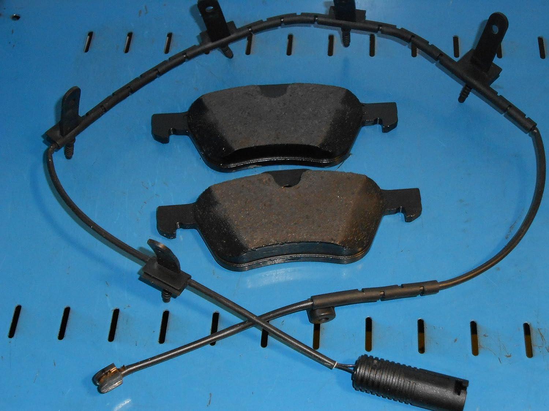 Mini Cooper 34-11-2-167-233 SET OF BRAKE PADS WI