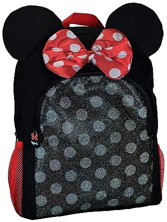 Disney Kids Minnie Mouse Backpack  Amazon.co.uk  Clothing bfb1bd768c480