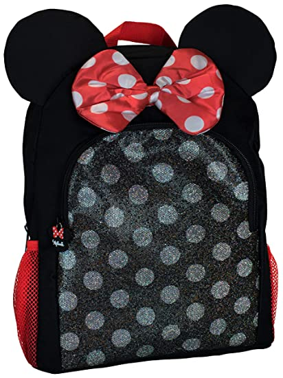 064cedc8f6d Image Unavailable. Image not available for. Color  Disney Kids Minnie Mouse  Backpack