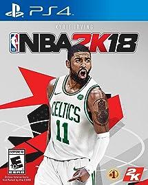 Amazon.com  Nba 2K18 Standard Edition - PlayStation 4  Take 2 ... b168bf261